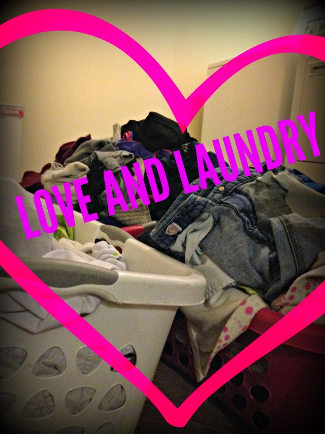 LOVE AND LAUNDRY