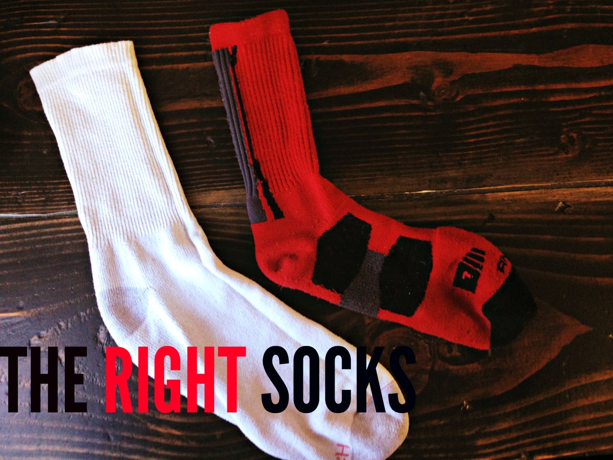 THE RIGHT SOCKS
