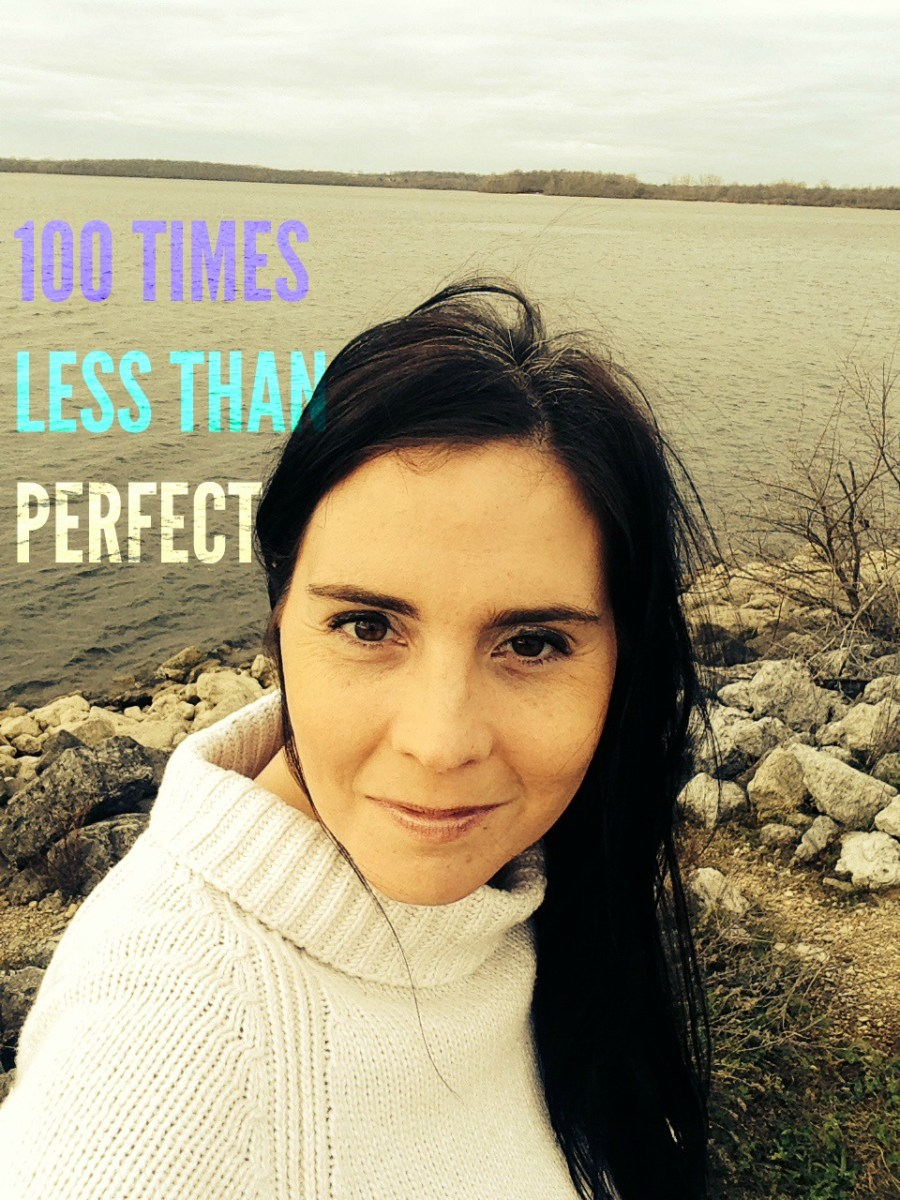 100 TIMES LESS THAN PERFECT