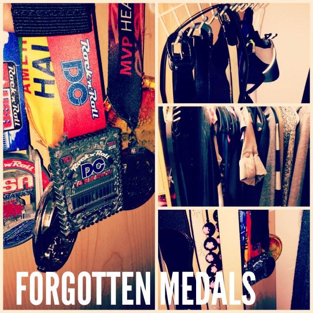 FORGOTTEN MEDALS