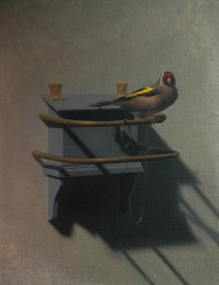 Rebecca C Gray, The Goldfinch, 2014.