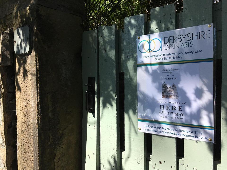 Derbyshire Open Arts 2019