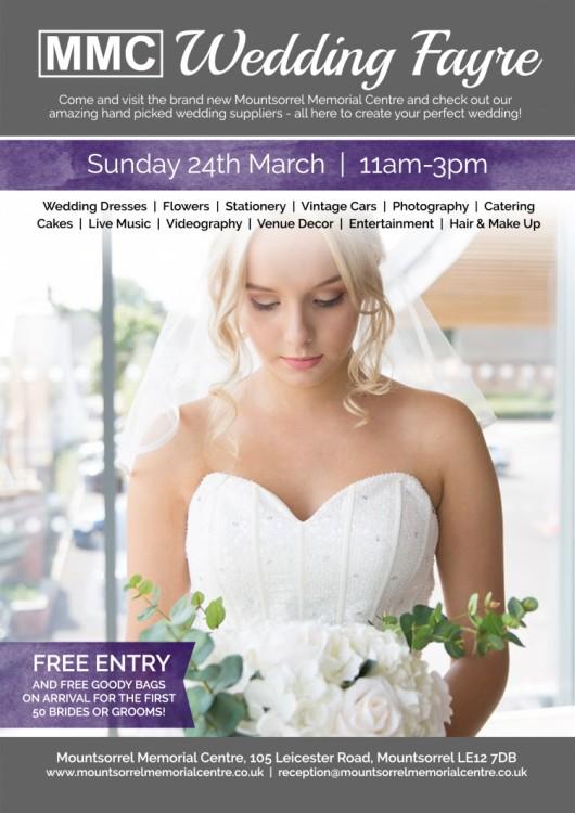 Mountsorrel Wedding Fayre