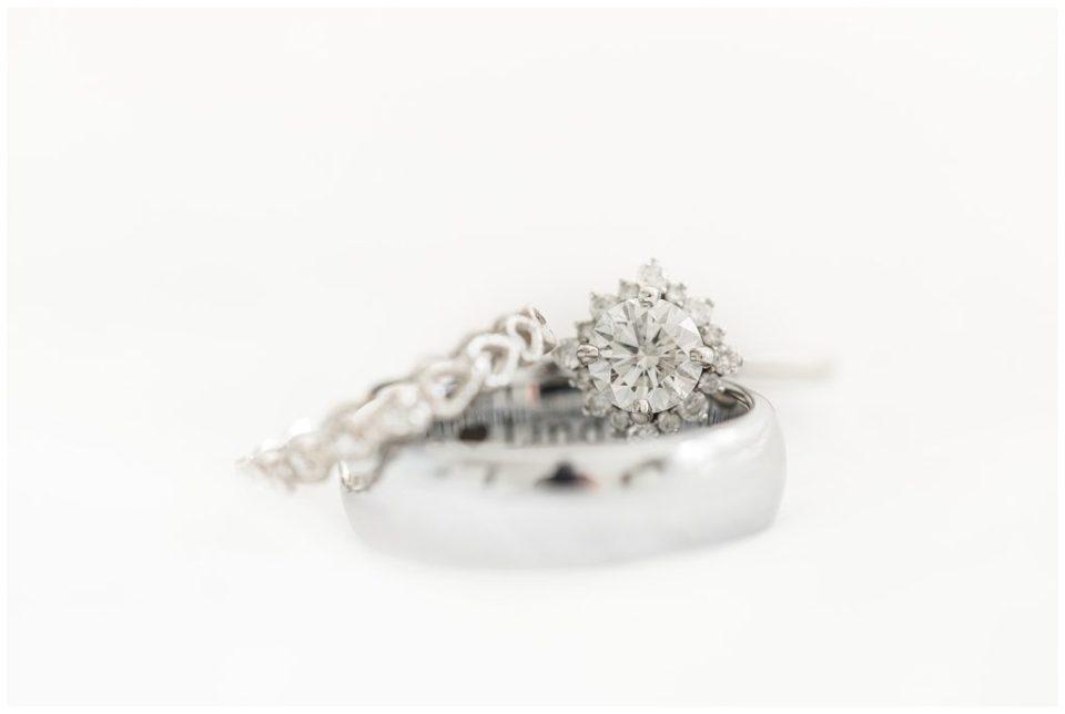Blue Nile Diamond. Engagement ring. Custom.