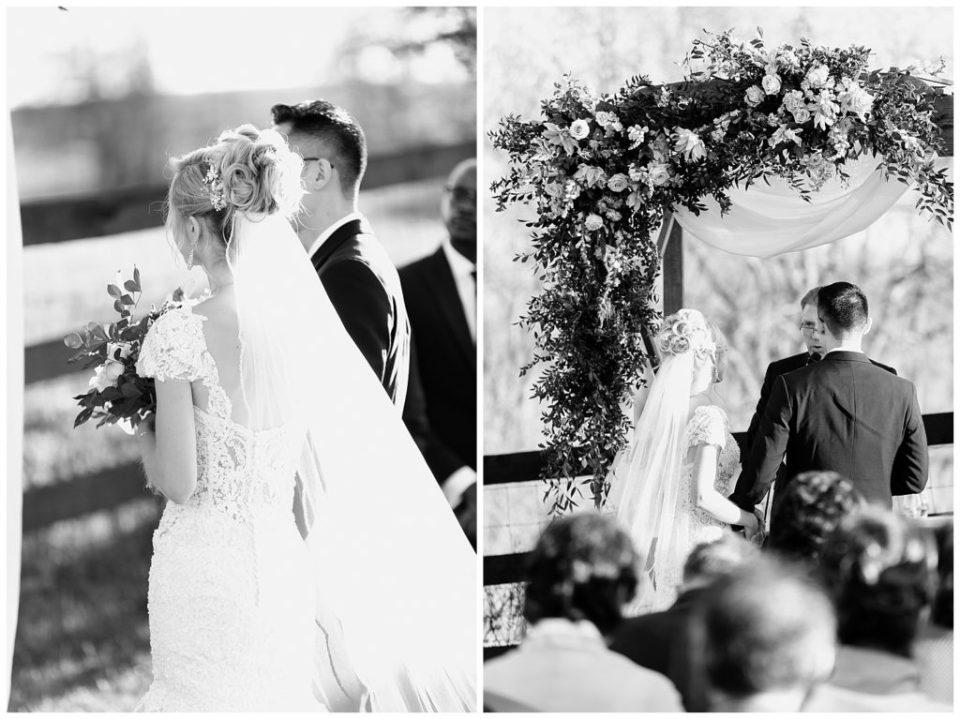 Wedding ceremony. Moments.