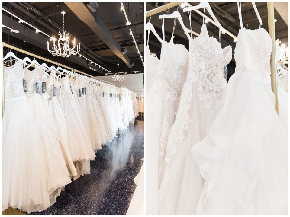 Bridal boutique. Wedding dress. Couture Bridal of MD.