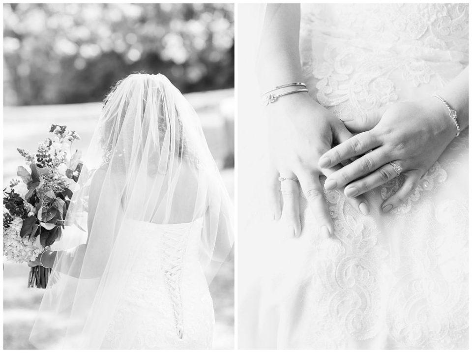 Wedding at Landfall Lodge.