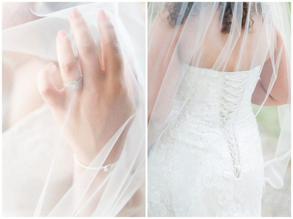Bridal details. Rebecca Dotson Photography.