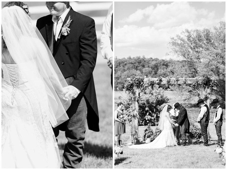 Black and white. Ceremony. Rebecca Dotson.