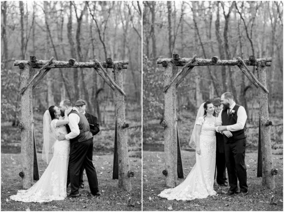 Caboose Farm wedding