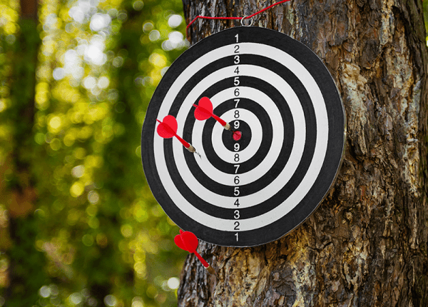 Have you circled your target for the New Year?