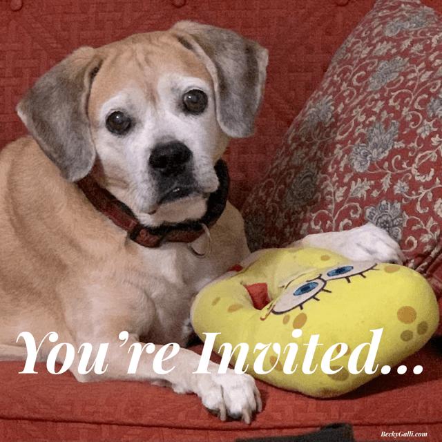 A Special Invitation...