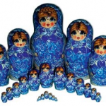 Matryoshka dolls pinterest