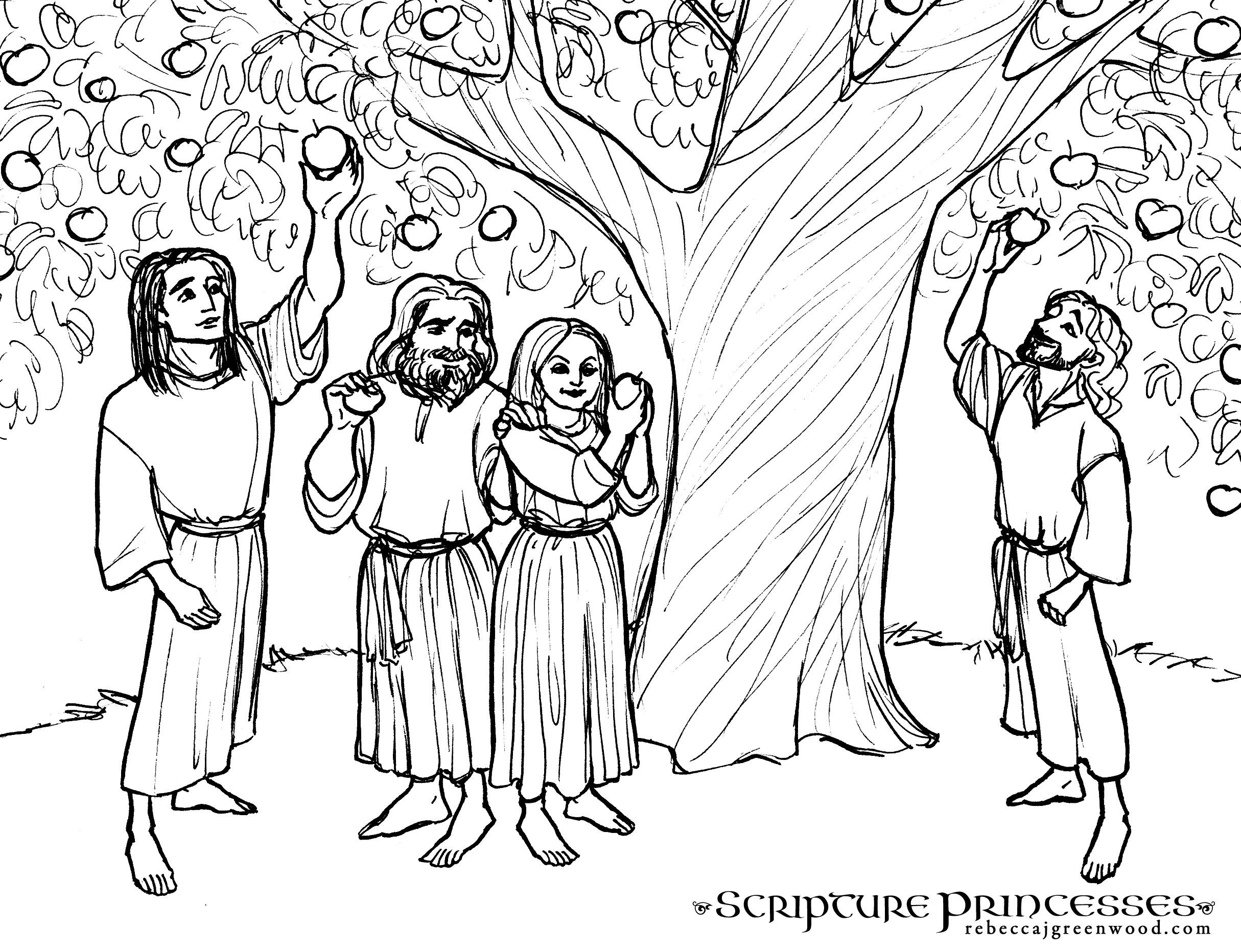 scripture-princesses_Free_coloring_page_Sariah_graphic