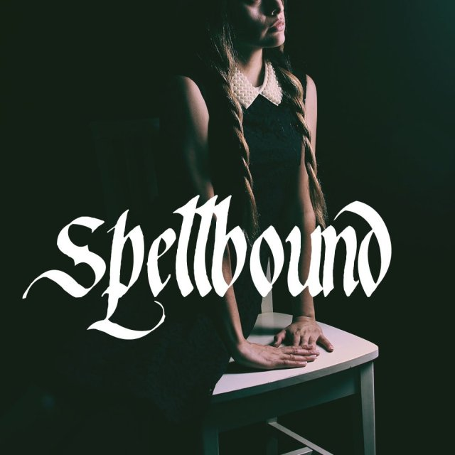 "Cover image for ""Spellbound""."