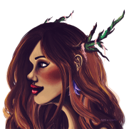 Character design portrait, Dec 2015