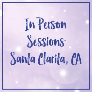 Work with Rebecca Kellogg in person santa clarita, ca