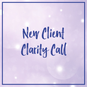 New Client Clarity Call