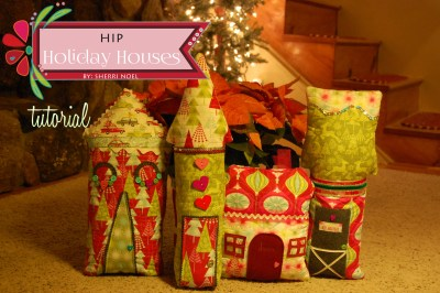 house pillow sewing tutorial