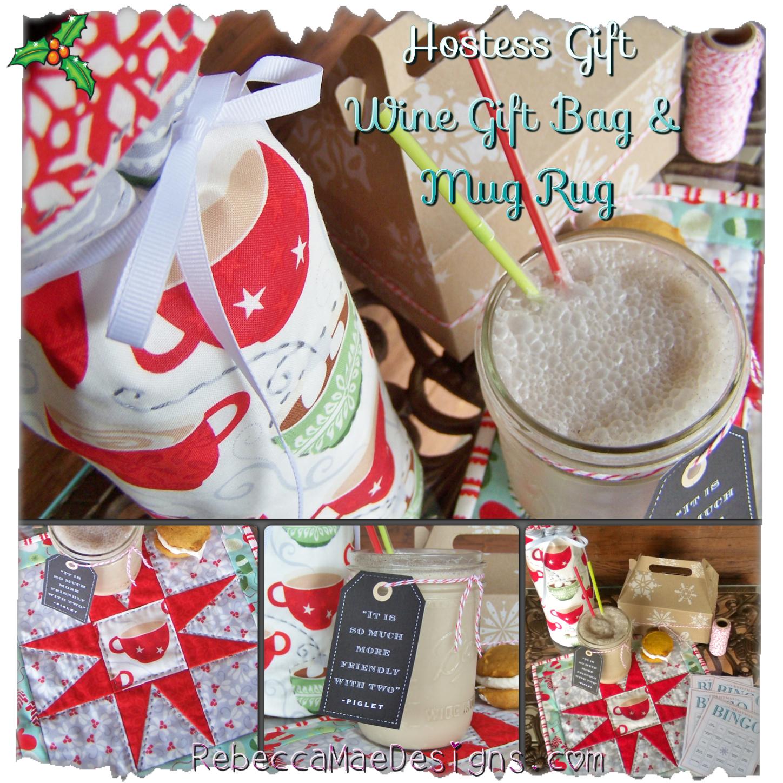 Countdown to Christmas ~ Hostess Gift -