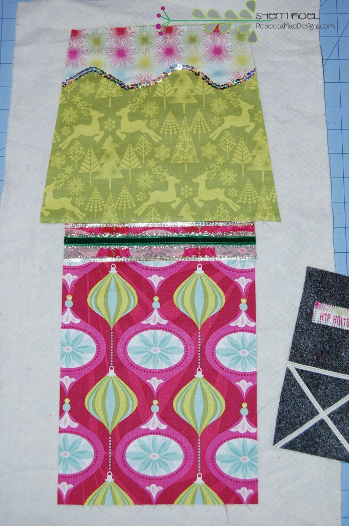 sewing holiday houses