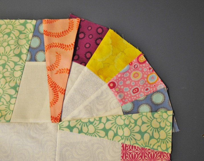 quilt wedge border