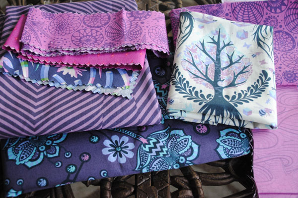 tula pink fabric