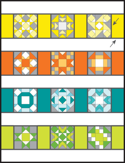 quilt top graphic with qaug sashsing 3