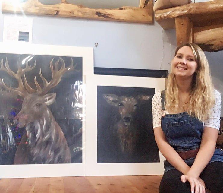Rebecca Mclean, Artist