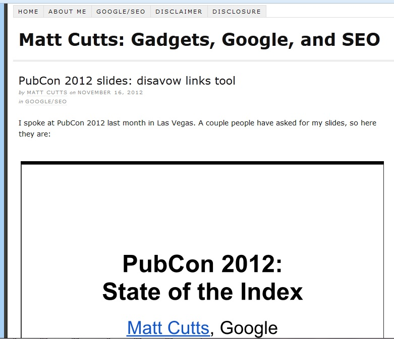 Google Link Disavow Tool Helps to Ward Off Negative SEO