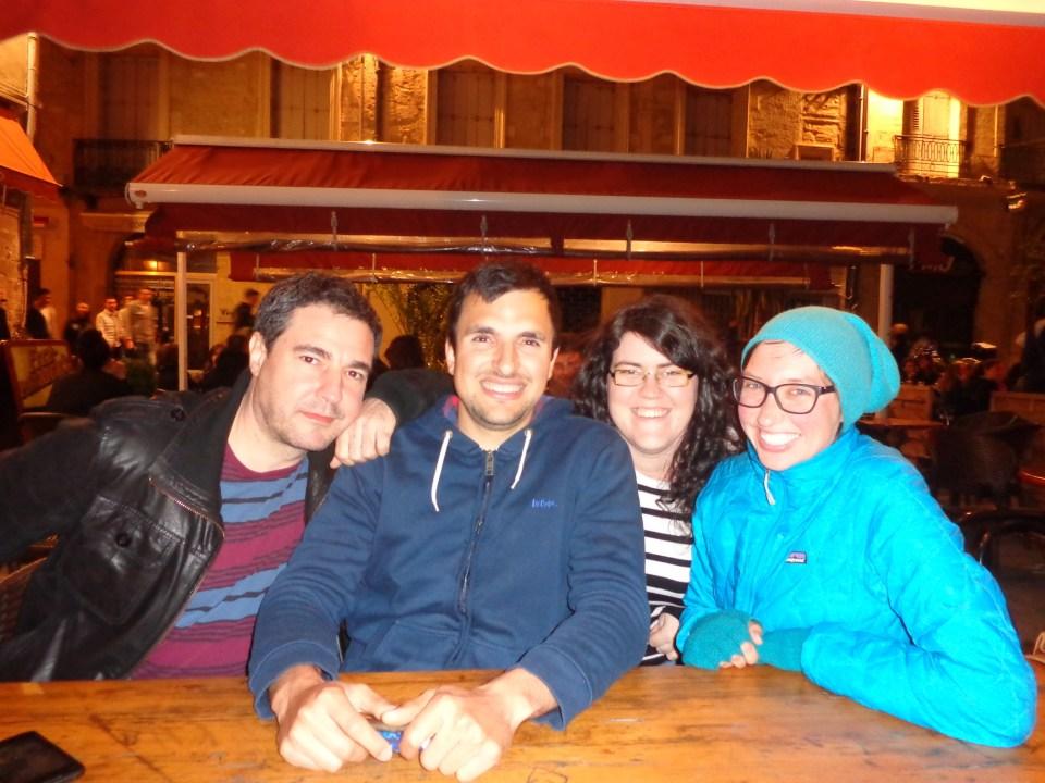 Montpellier Friends