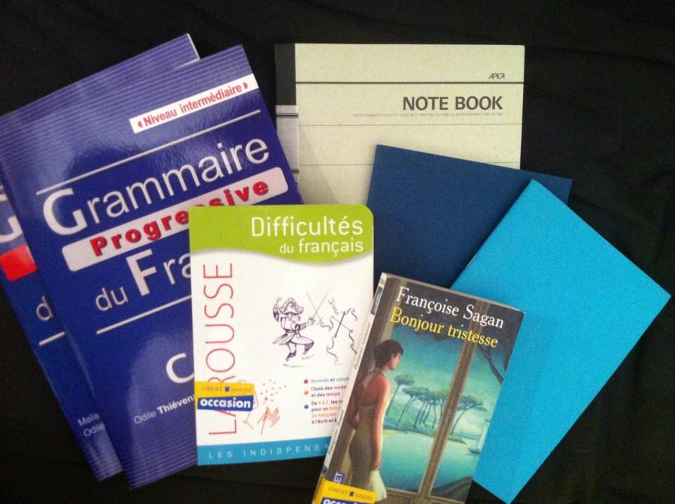 French Grammar Book