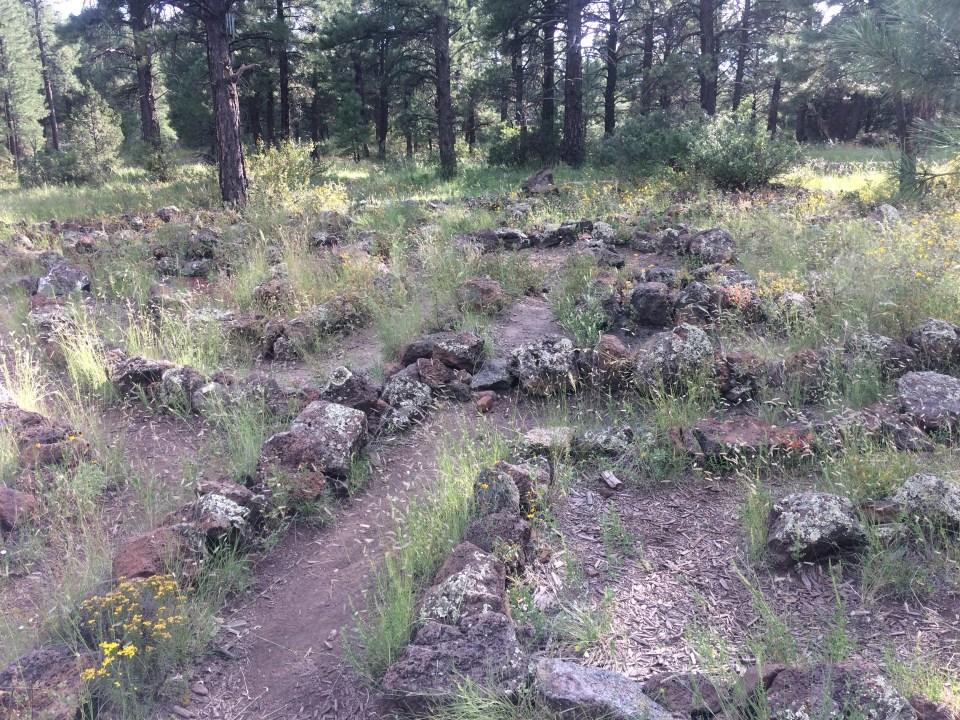 Labyrinth-Flagstaff