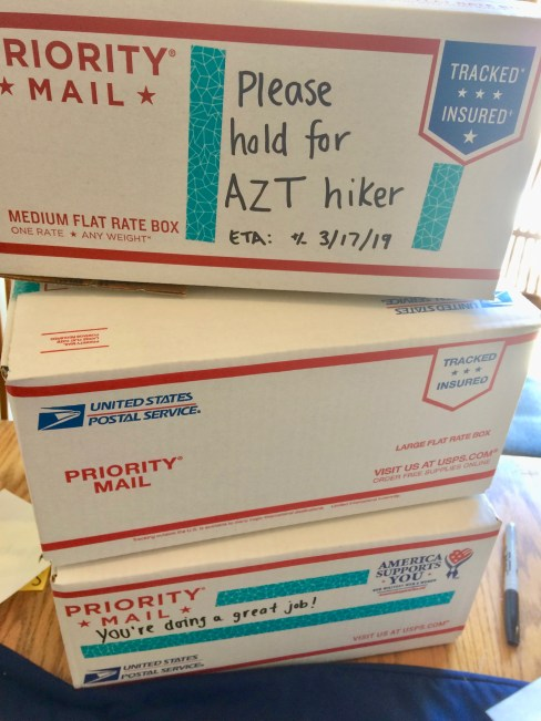 azt resupply boxes