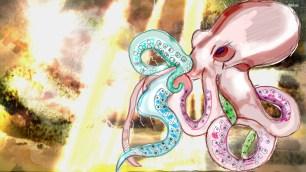 octopus-on-sunny