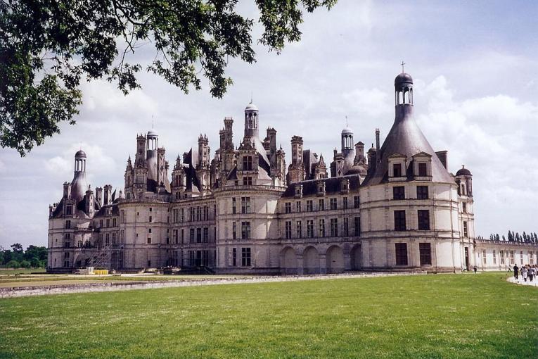 2000 05 15 Chateau Chambord