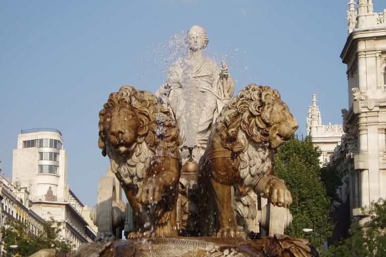 2007 09 23 Madrid Fuente de Cibeles