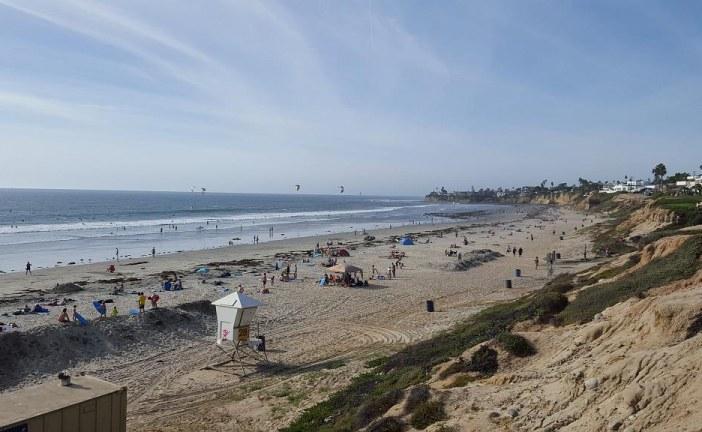 Biking From Mission Beach to La Jolla