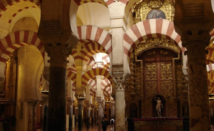 The Many Arches of Cordoba's Mezquita-Catedral