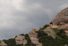 The Jagged Mountain of Montserrat