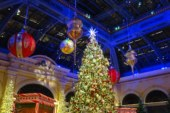 Deck the (Gambling) Halls!  Christmas in Las Vegas