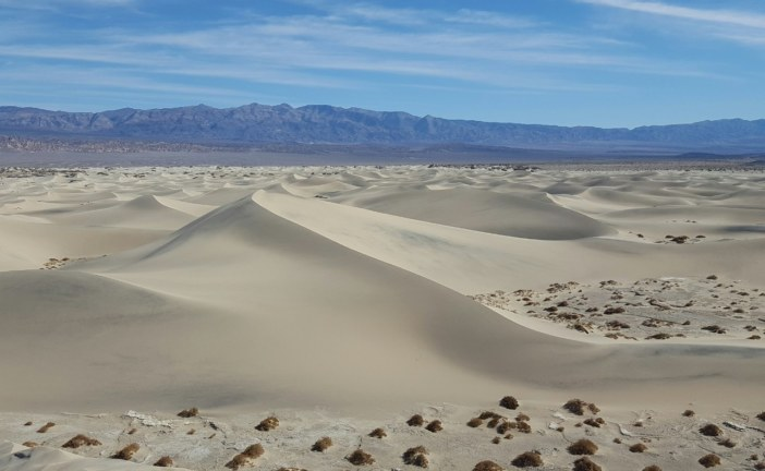 Death Valley Road Trip – Two Nights in Death Valley
