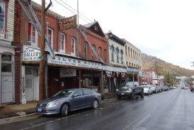 Daytripping From Lake Tahoe to Virginia City