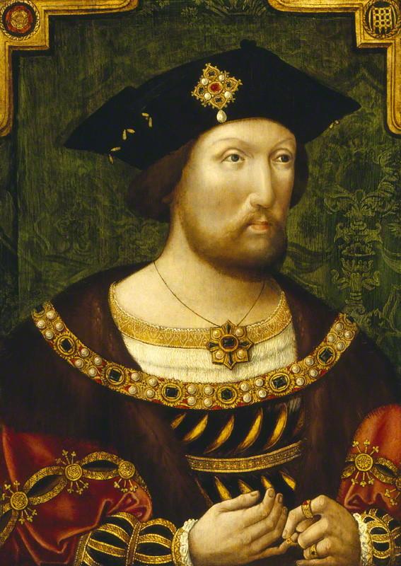 NPG 4690; King Henry VIII by Unknown artist