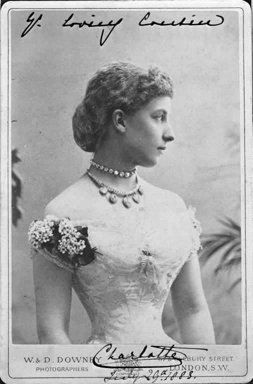 Charlotte in 1883