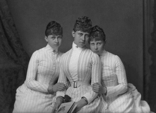 Victoria, Sophie & Margaret
