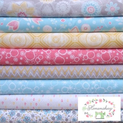The Homemakery - Prairie fabrics