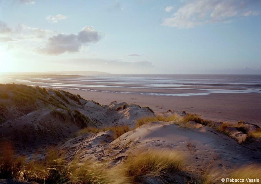 Dungeness beach, Kent, England. © Rebecca Vassie, 2015