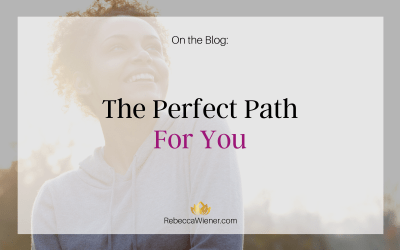 The perfect path for YOU
