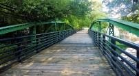 Salado Walk Bridge